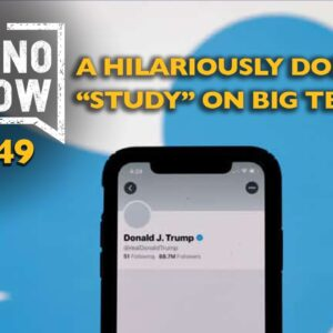 "Ep. 1449 A Hilariously Dopey ""Study"" on Big Tech Bias - The Dan Bongino Show®"