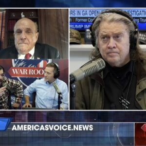 Bannon: 'The way they go after Rudy Giuliani everyday is same way they went after Winston Churchill'
