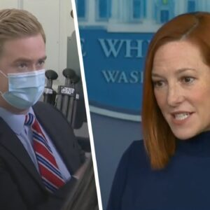 Biden's Press Sec. Gets Cornered By Challenging Questions And Gets Totally OWNED
