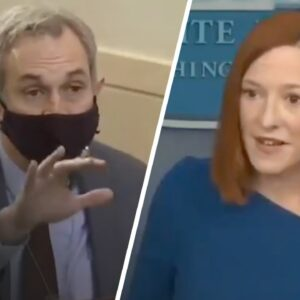 Reporter Embarrasses Press Sec. by Pointing Out Appointees Contradicting Biden Promises