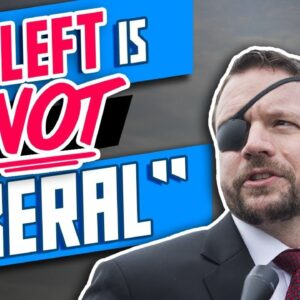 Dan Crenshaw on How the Right Can Use Government To Battle Far-Left CONTROL | The Glenn Beck Program
