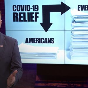 Wilkow: Americans Need the Funding Help...So Why Is It Being Given Away?!?!
