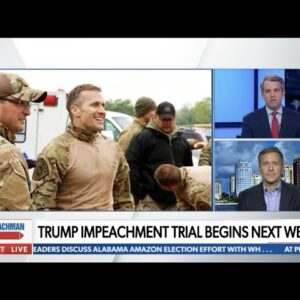 Greitens: President Trump will emerge even stronger. Just like Russia hoax-- this is rooted in lies.