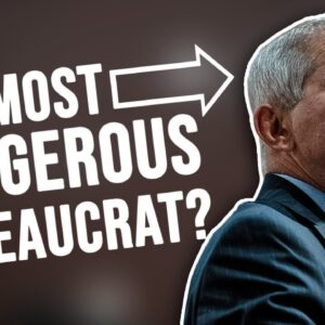 THIS Is Why Dr  Fauci May Be the 'MOST DANGEROUS' Bureaucrat in US History   The Glenn Beck Program