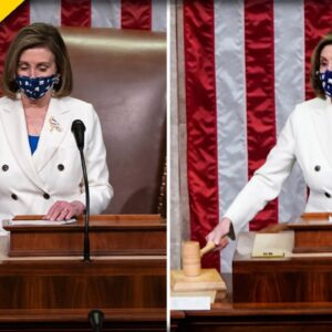 PURE CRINGE: Pelosi's Little Dance Move after Passing 'Relief Bill' Speaks for Itself