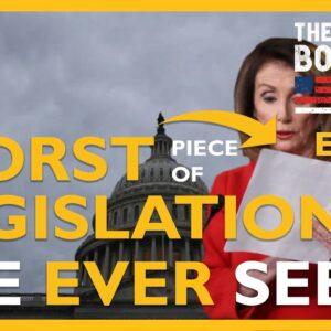 Ep. 1473 The Worst Piece of Legislation I've Ever Seen - The Dan Bongino Show®