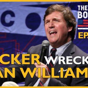 Ep. 1488 Tucker Wrecks Juan Williams in Must-See Video - The Dan Bongino Show®