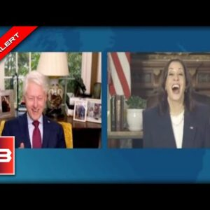 Kamala Harris Holds Event with Bill Clinton - The Occasion will Have you ROFL