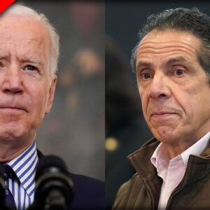 Biden FINALLY Breaks his Silence on Andrew Cuomo Allegations but there's One BIG Problem