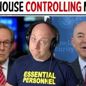 BIDEN BORDER BLACKOUT! WHITE HOUSE CONTROLLING MEDIA!!!