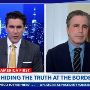 Biden Border Cover-Up!