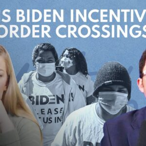 Why Is Biden Incentivizing Border Crossings?   Relatable with Allie Beth Stuckey