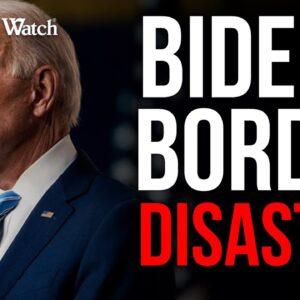 BIDEN'S BORDER DISASTER!
