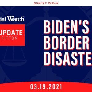 Biden's Border Disaster...BIG LAWSUIT on Capitol Police Officers Death
