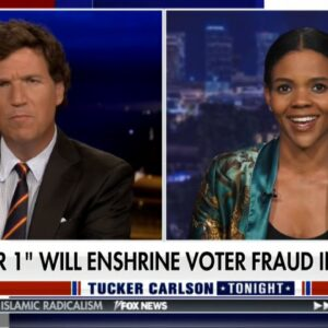 Candace Owens - Fox News - Tucker Carlson - 3.29.21