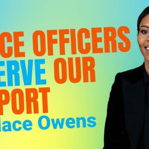 Police Officers Go Through More Than We Can Imagine | The Candace Owens Show