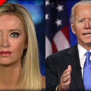 EVERY Reporter Should Hear Kayleigh McEnany's Demand for Biden's Solo Press Conference Tomorrow
