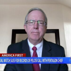 OUTRAGEOUS: Americans Deserve To Know What Pelosi & Pentagon Chief Talked About!