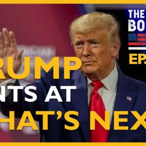 Ep. 1479 Trump Hints At What's Next - The Dan Bongino Show®