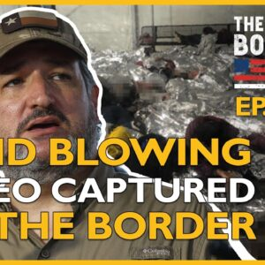 Ep. 1487 Mind Blowing Video Captured At The Border - The Dan Bongino Show®
