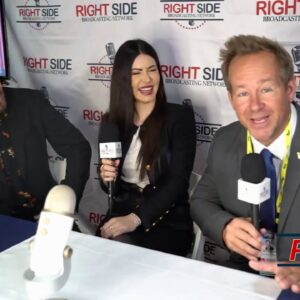 """Interview with Producer and Director of """"Plot Against The President"""" Documentary at CPAC 2021"""