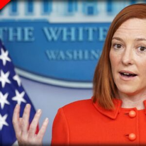 Psaki EXPOSES her Own Administration with BOMBSHELL Slip Up about the Border