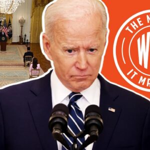 'SCARY TO WATCH': Biden FINALLY Holds His FIRST News Conference | The News & Why It Matters | Ep 744