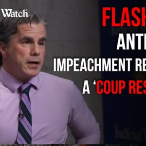 FLASHBACK: Anti-Trump Impeachment Resolution a 'Coup Resolution!'