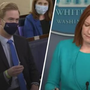 """Press Sec. Gets Absolutely SAVAGED by Reporter Over Border Being a """"Super Spreader"""""""