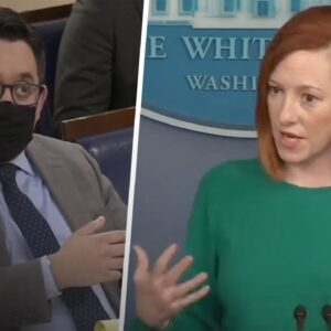 Reporter HAMMERS Press Sec. for Admin Hiding Crisis at the Border From the Media