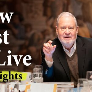 How Best to Live - Aristotle's Ethics | Highlights Ep.1