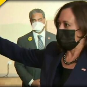 Here's a Sneak Peak of How Kamala Harris will Handle Questions She Doesn't Like from the Press