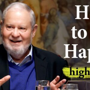 How To Be Happy - Aristotle's Ethics | Highlights Ep.4