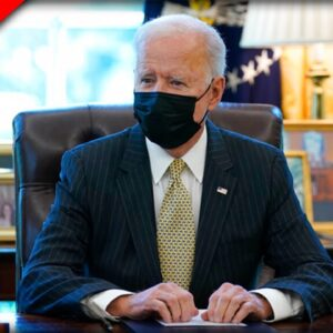 WATCH as Biden's Handlers Aggressively Demand Reporters Leave without ANY Answers