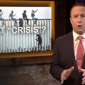 """Wilkow: Biden Finally Tells Migrants """"Don't Come"""" but Is It Too Late?