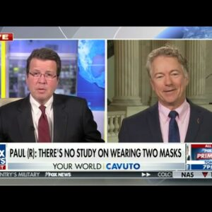 Dr. Rand Paul joins Cavuto to discuss Dr. Fauci and the future of the GOP - March 23,  2021