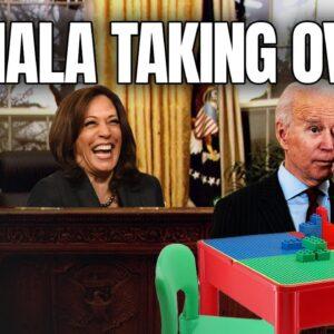 Is Kamala ALREADY Taking Over for Joe Biden? | Pat Gray Unleashed
