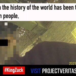 Facebook Exec/Unwitting Whistleblower on Undercover Camera: Gov't Should Break Facebook up: 3-15-21