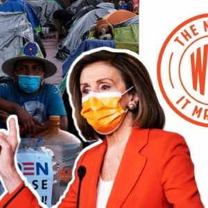 Migrant Facility at 729% CAPACITY! Pelosi BLAMES Trump | The News & Why It Matters | Ep 736