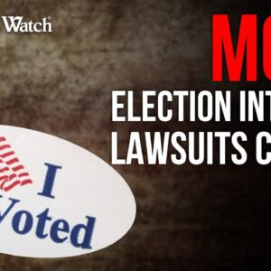 Judicial Watch Fights for Election Integrity--MORE LAWSUITS ARE COMING!