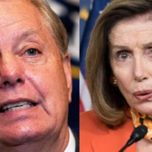 """JUST IN: Lindsey Graham lists """"UNRELATED TO COVID"""" items in relief bill"""