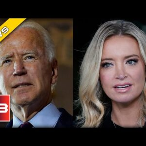 Kayleigh McEnany Puts Biden on BLAST after Pathetic Press Conference