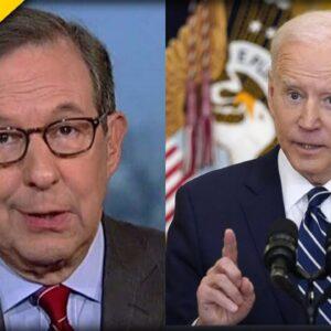 Chris Wallace Exposes Joe Biden's Plan to Cheat his Way Through Press Conference