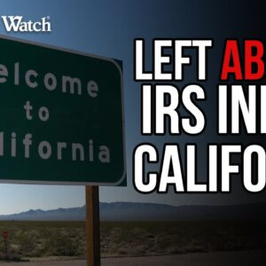 LEFT ABUSE OF IRS INFO—AGAIN!