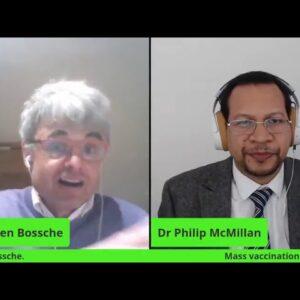 Mass Vaccination in a Pandemic   Benefits versus Risks Interview with Geert Vanden Bossche