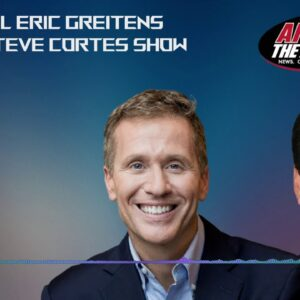 Greitens on The Steve Cortes Show: Biden has Created Chaos at the Southern Border