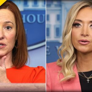 Kayleigh McEnany Reveals the Warning She Gave the Press before Biden's Inauguration