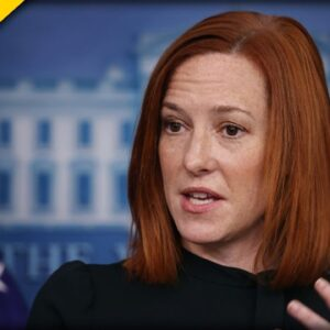 Reporter DEMAND Answers about Border Crisis - Watch Psaki DODGE Every Single Question
