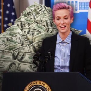 Megan Rapinoe Is STILL Complaining About Not Being Paid Enough | Pat Gray Unleashed