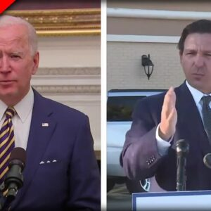 SHOTS FIRED! DeSantis UNLEASHES on Biden and his New Threat for Americans